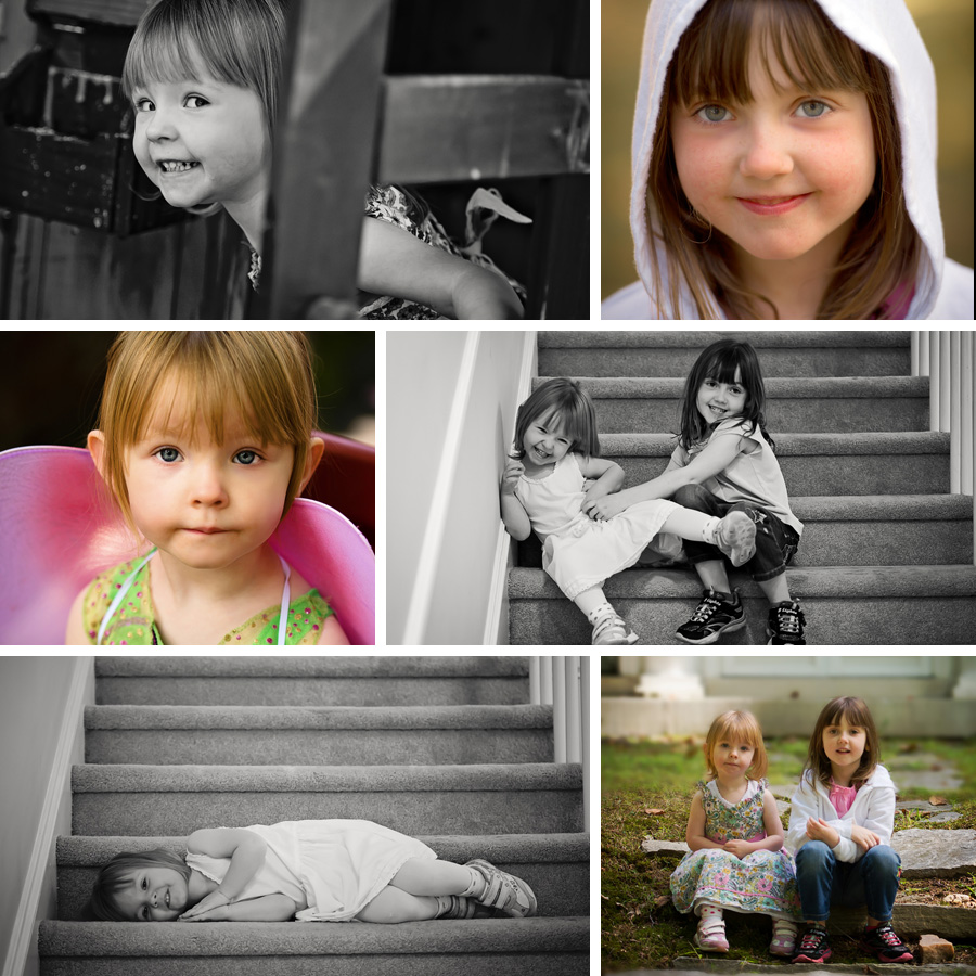 childrens lifestyle portraits