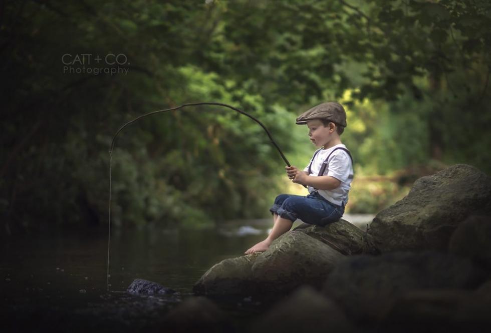 Fisher boy